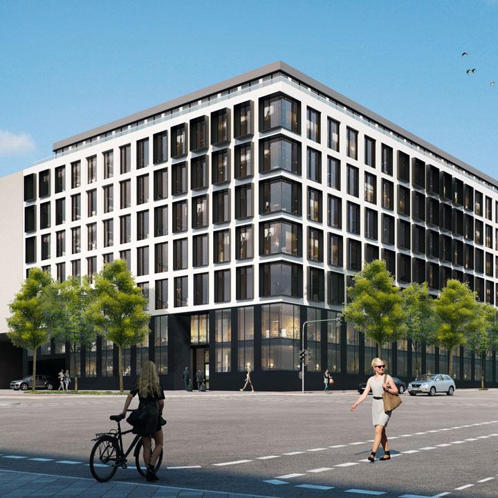 Aktuelles Projekt: Südkreuz Office 2, Berlin